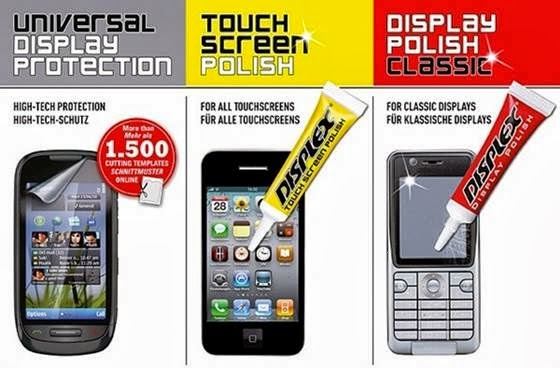 Displex: polidor de tela de celular - 560x368