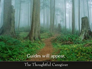 Thoughtful Caregiver Alzheimer's Reading Room