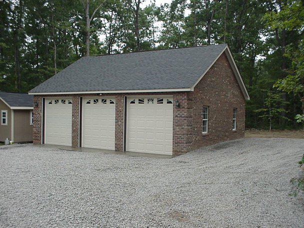 Brick Laminate Picture Brick Garages