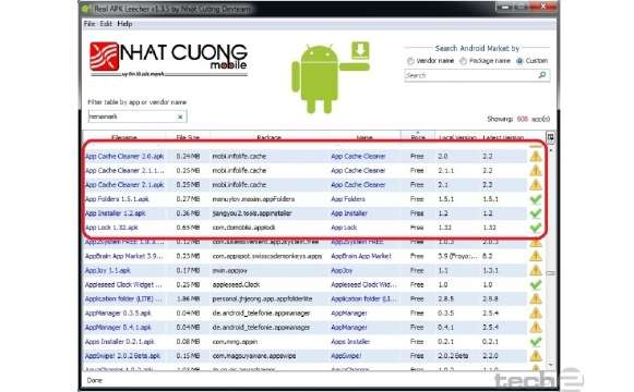 Tutorial for downloading apps to PC directly using Google Play
