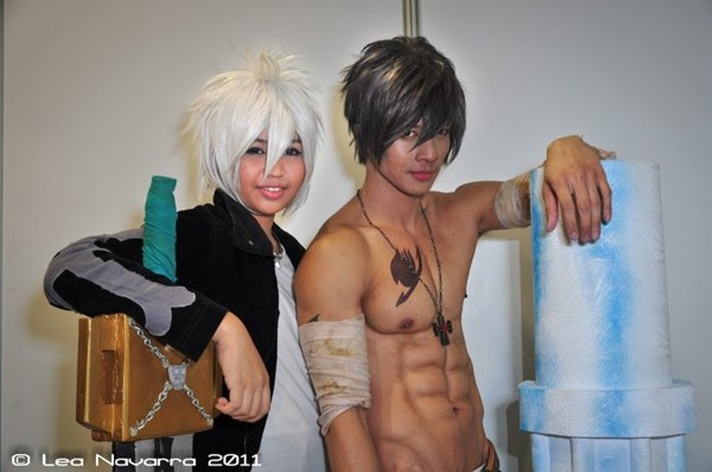 Fairy Tail Cosplay : Gray Fullbuster - MyAnimeGirls 2014
