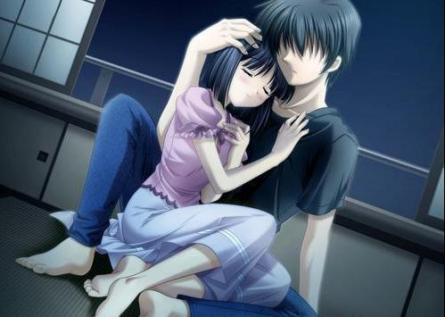 anime love. Anime Love Couples