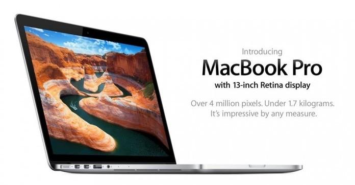 Apple MacBook Pro MD213 with Retina Display Notebook