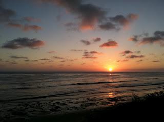 sunset San Elijo