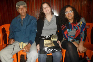 Júri ABCV - Roque Araújo, Amanda Aouad e Carollini Assis