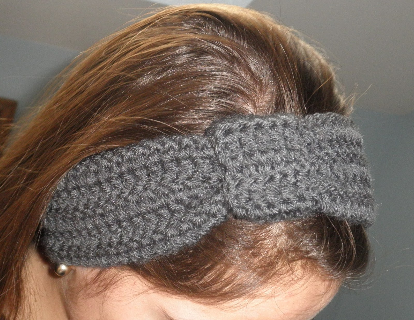 Free Crochet Pattern For Knotted Headband : Sew Divertimento: Cute Crochet Knotted Headbands!