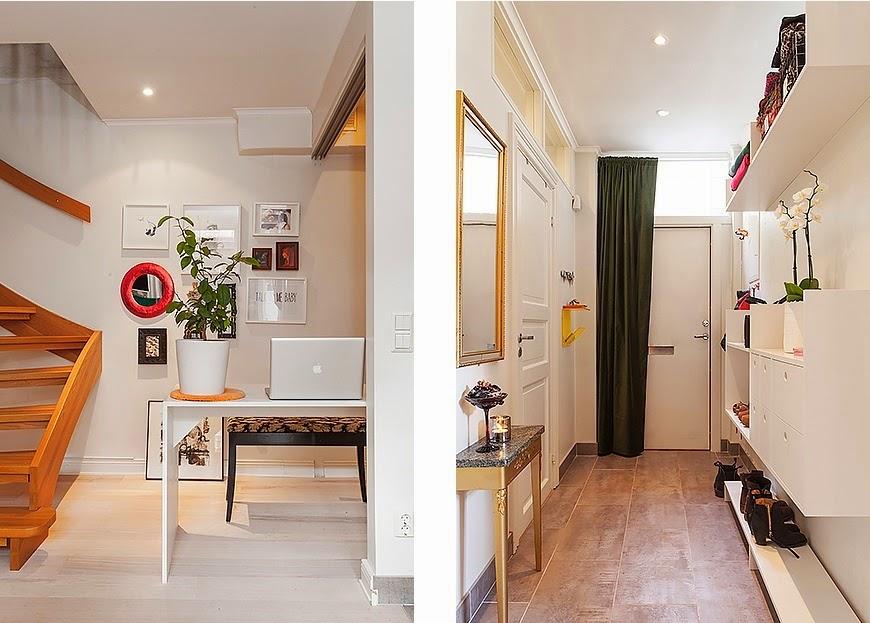 Duplex de 48 m² în Suedia