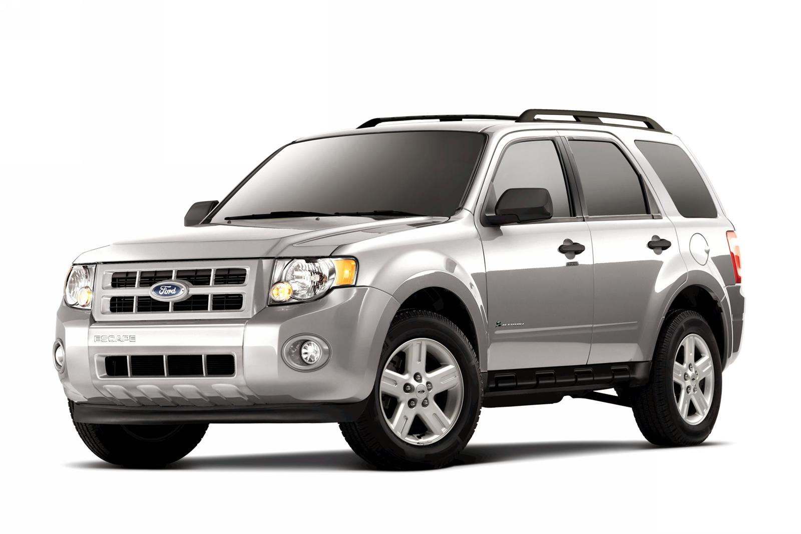 2010 ford escape hybrid limited suv. Black Bedroom Furniture Sets. Home Design Ideas