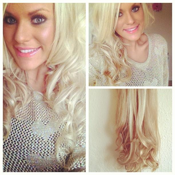 Sallys Hair Extensions Clip Ins Human Hair Extensions