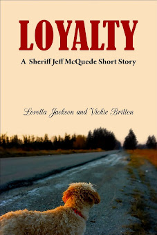 99c SAMPLE A JEFF MCQUEDE MYSTERY-- LOYALTY