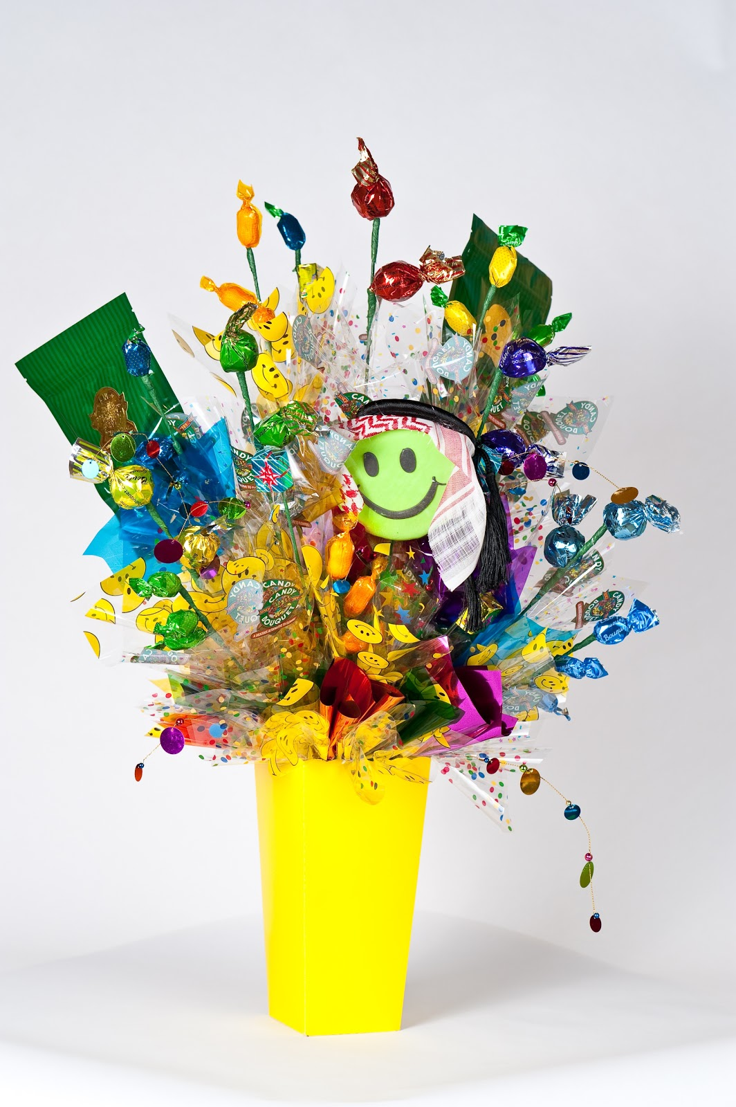 Candy Bouquet Soon In Doha: Grang3o Candy Bouquet