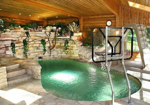 sun coast swimming pool - Underground Swimming Pool Designs