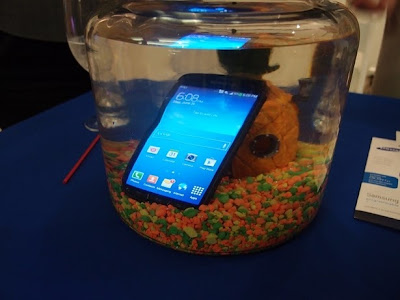 Samsung Galaxy S4 Active Water proof
