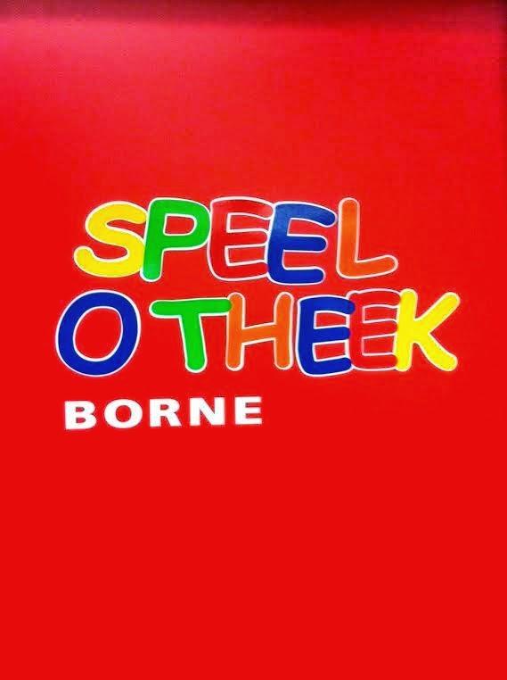 Logo speel-o-theek Borne