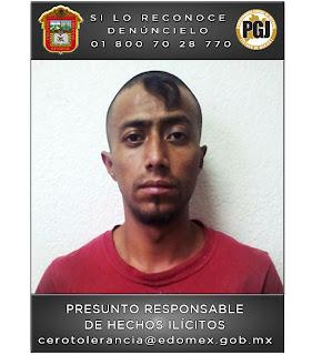 Ofit Campuzano Salinas Violador detenido en Nicolás Romero… y la pena de muerte cuando?? Ofit1
