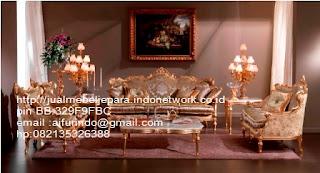 sofa klasik jepara jual mebel jepara Mebel furniture klasik jepara jual set sofa tamu ukir sofa tamu jati sofa tamu antik sofa jepara sofa tamu duco jepara furniture jati klasik jepara SFTM-33042 sofa klasik mewah