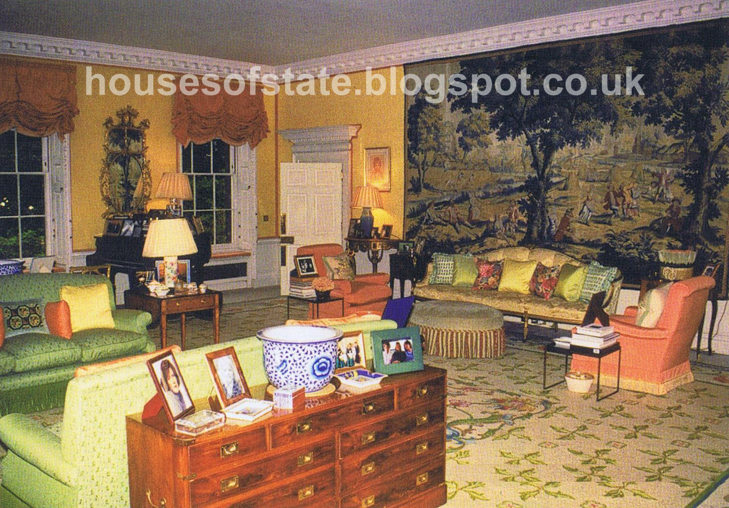 Houses Of State Kensington Palace Part 3 Of 4