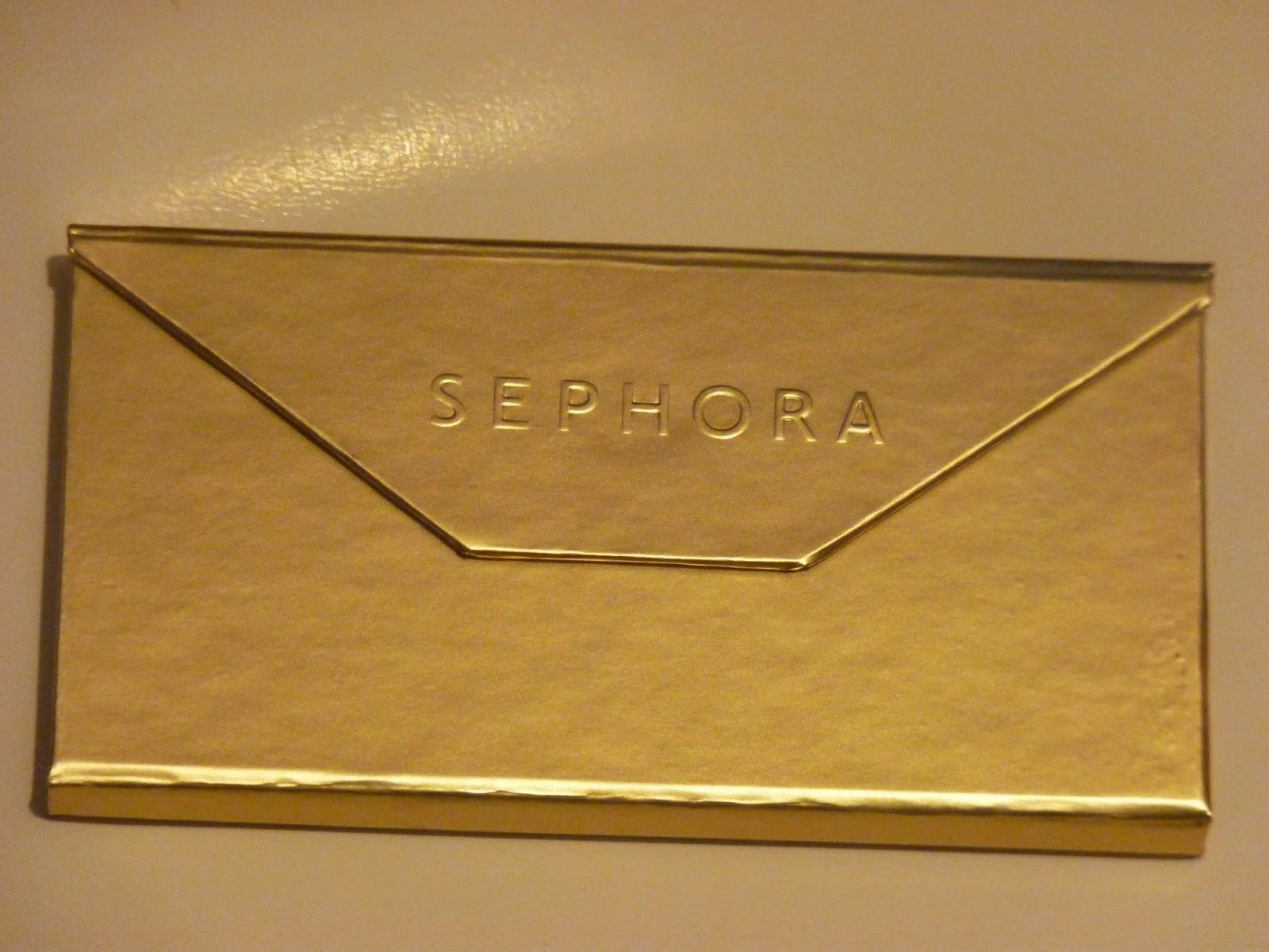 palettes yeux, sephora, VIP pass, dorré, nude, soirée, maquillage soirée, 9.99€