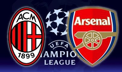 milan vs arsenal