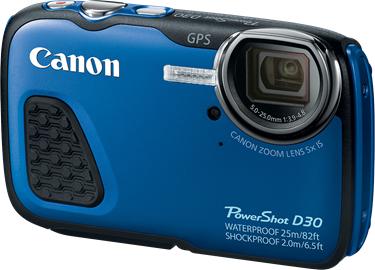 Canon PowerShot D30 Camera User's Manual