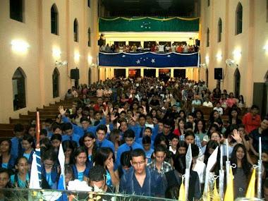 1º Encontro de Adolescentes da Assembleia de Deus em Itapaje