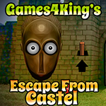 Games4King Escape From Castle