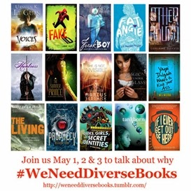 We need diverse books campaign