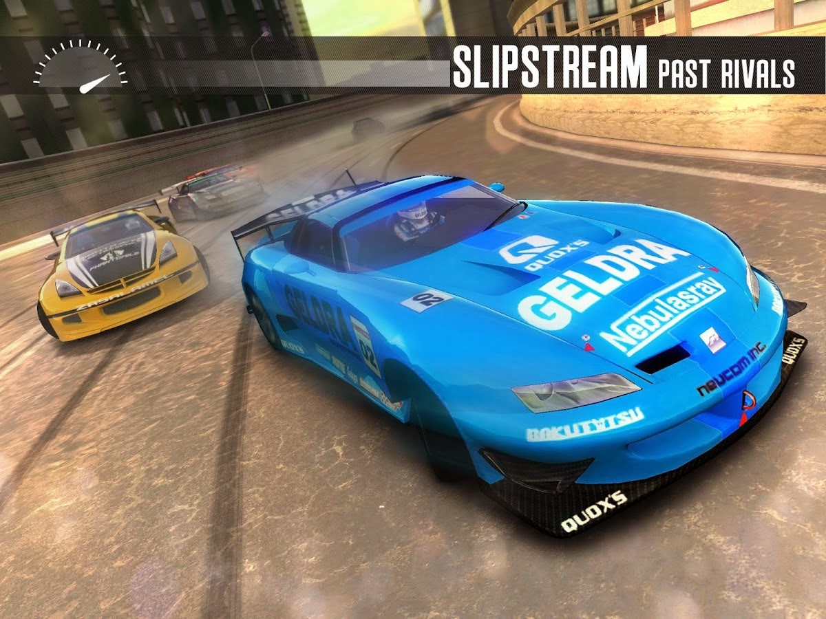 Ridge Racer Slipstream Android Game Download,