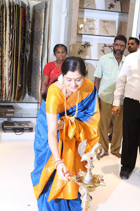 devayani new @ textiles room event photo gallery