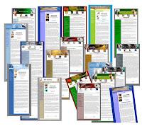cara mengganti template (tema) pada blogger, tips trik blogging