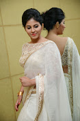 Anjali Glamorous Photos in saree at Geethanjali event-thumbnail-18