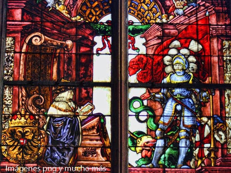 Im genes png y mucho m s im genes de los vitrales de la for Puerta jakober augsburgo