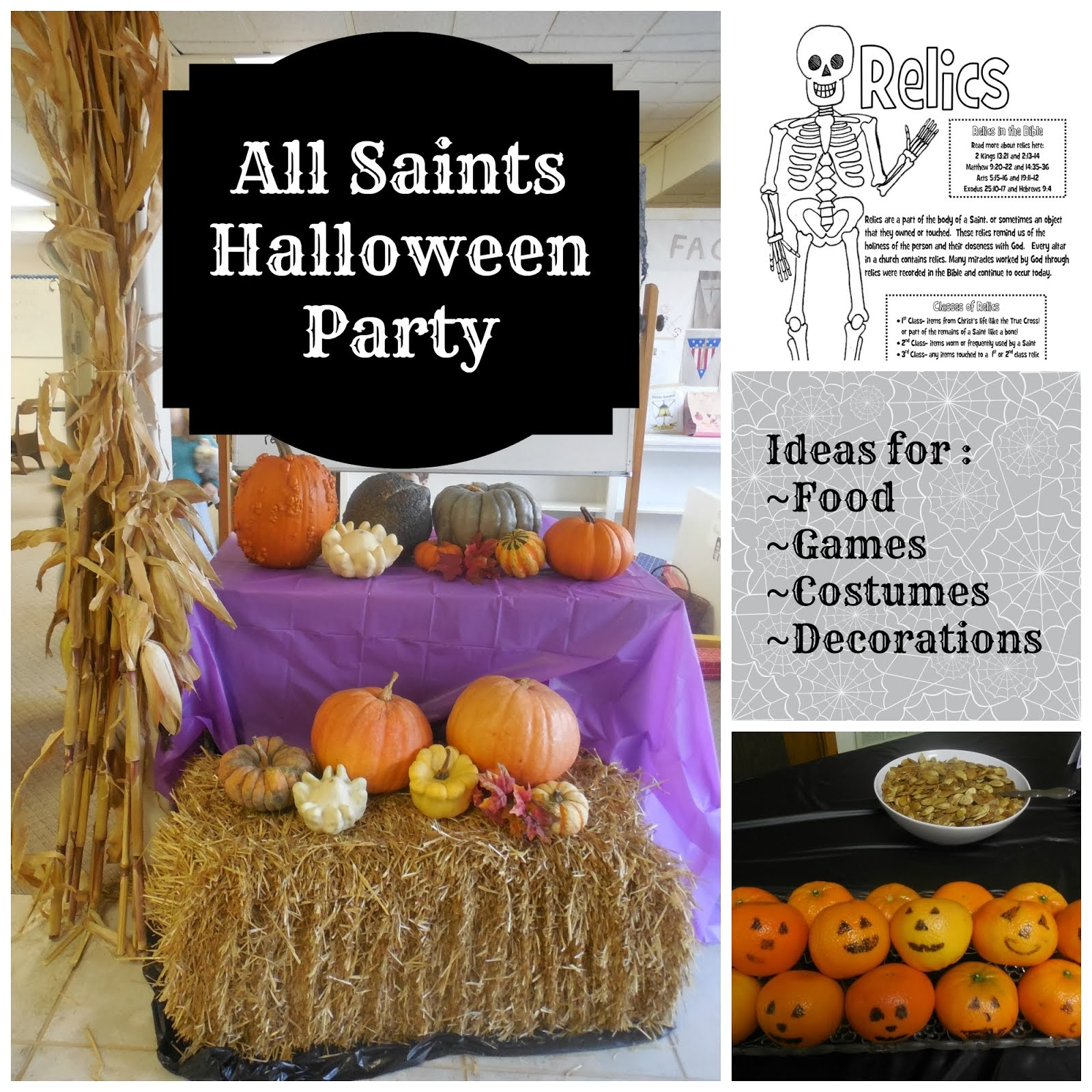 All Saints Party