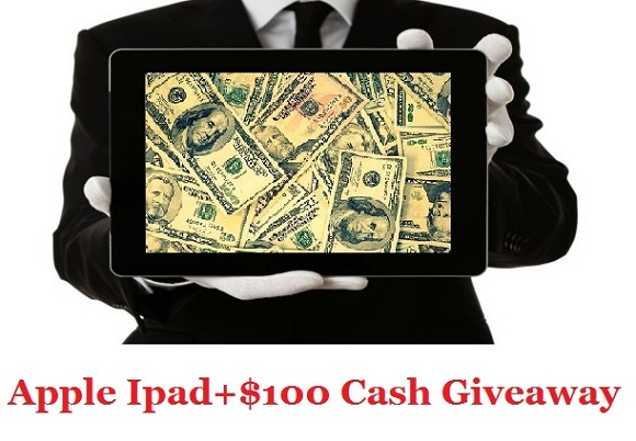 apple+ipad+and+cash+giveaway