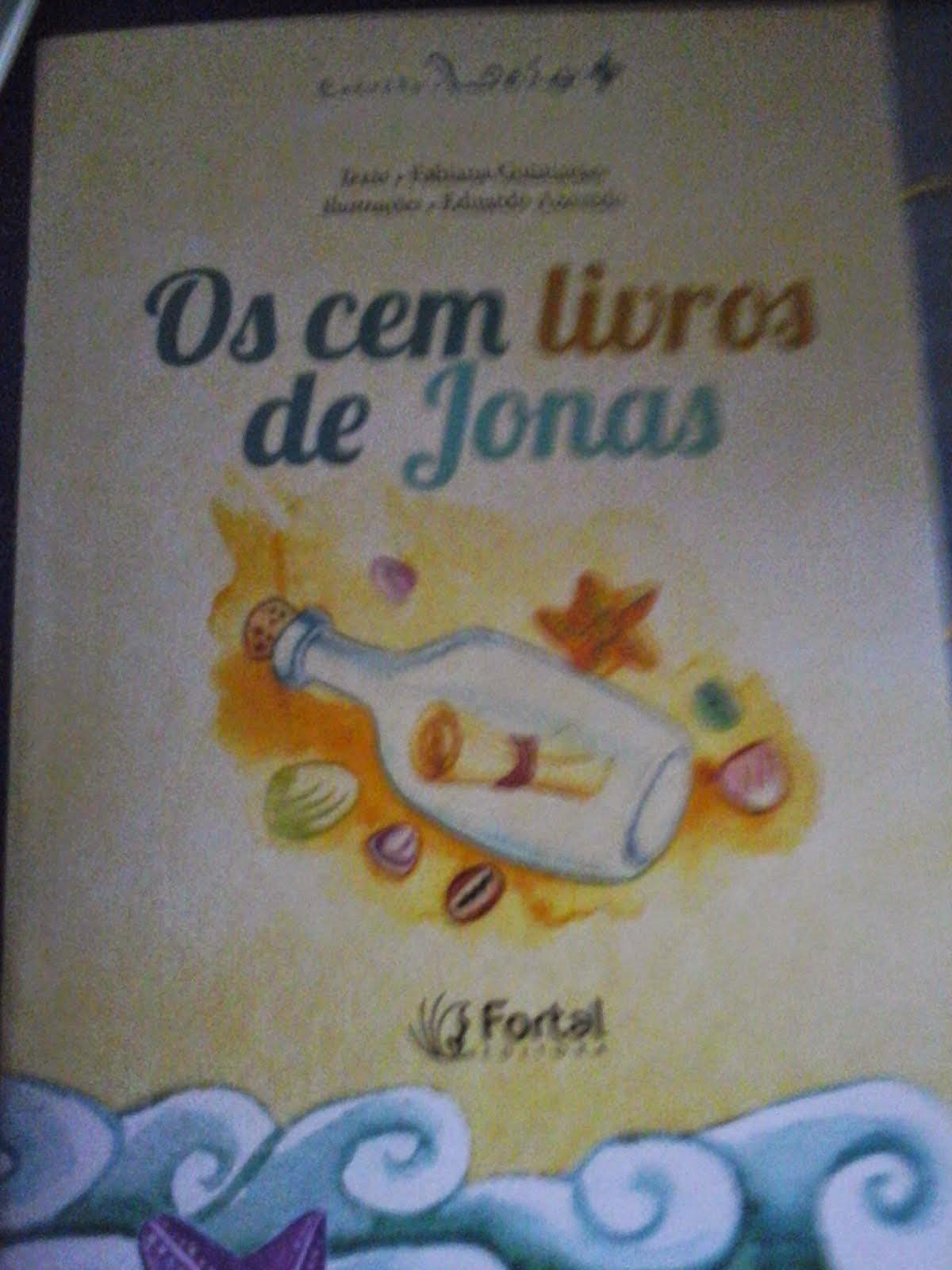 OS CEM LIVROS DE JONAS