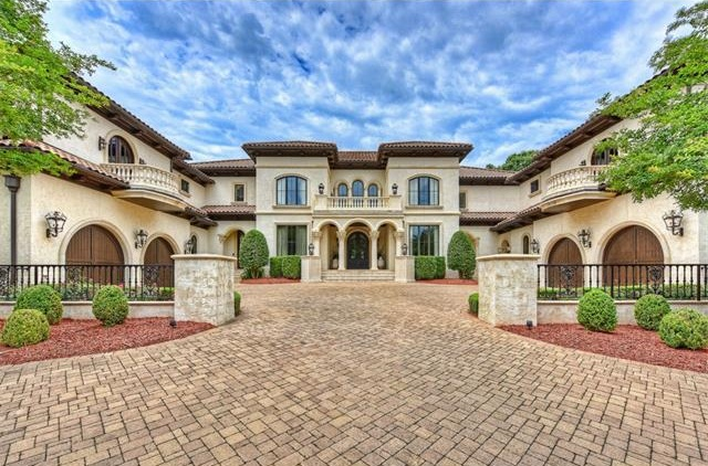 Spanish style homes in charlotte nc home design and style for Home plans charlotte nc