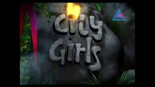Asianet City Girls 19 July 2012