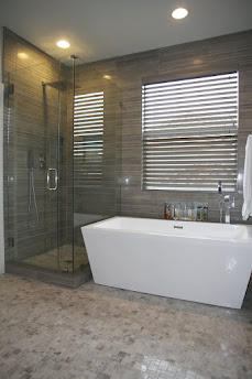 Custom Shower & Bathroom Flooring III