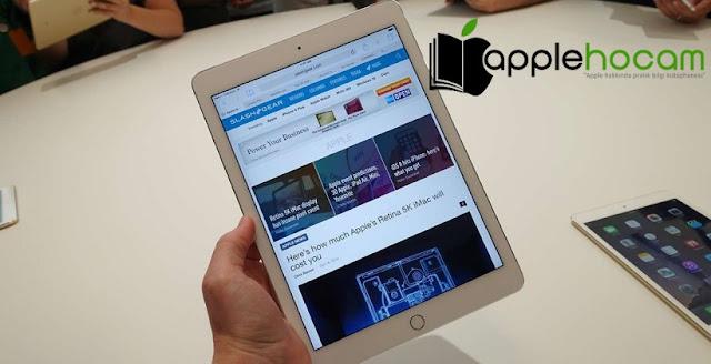 iPad Air 2 ile 4K Video Çekimi