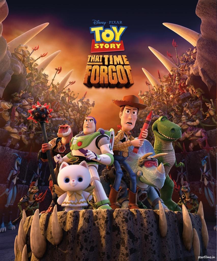 Toy Story That Time Forgot ทอย สตอรี่ ตอนพิเศษ คริสมาสต์
