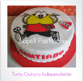 Torta Gaturro Independiente