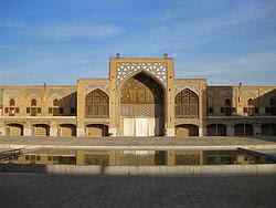 Masjid-Sayyed-peninggalan-dinasti-qazar