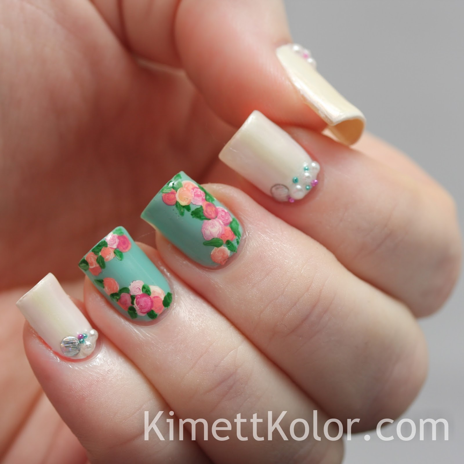 Theme of the Month: June Birthstones and Roses | Kimett Kolor