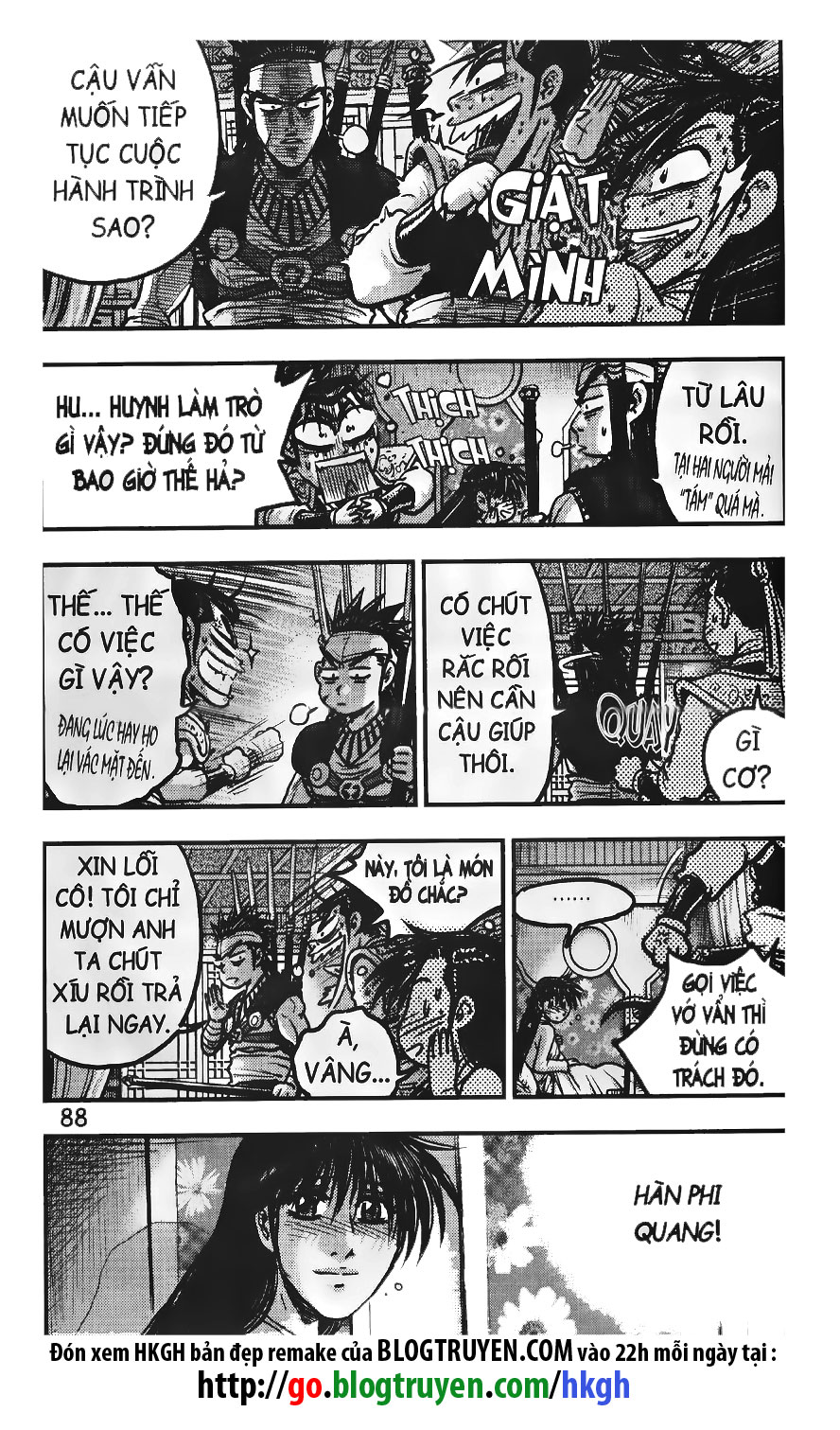 Hiệp Khách Giang Hồ chap 400 Trang 20 - Mangak.info