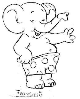 elefante de bermuda