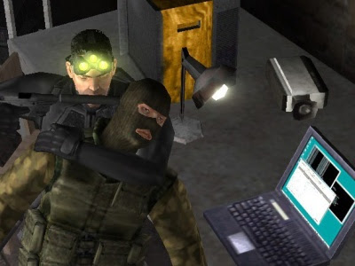 Splinter Cell 1 Game trailor
