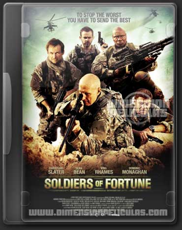 Soldiers Of Fortune (BRRip HD Inglés Subtitulado) (2012)