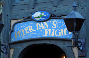 Peter Pan&#39;s Flight