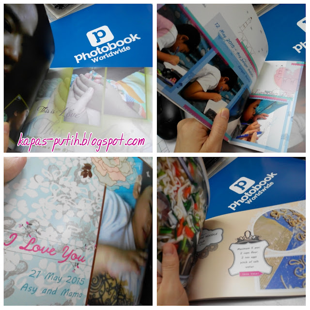 My first photobook from photobook worldwide