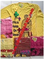 Baju Lelang Sisa Toko